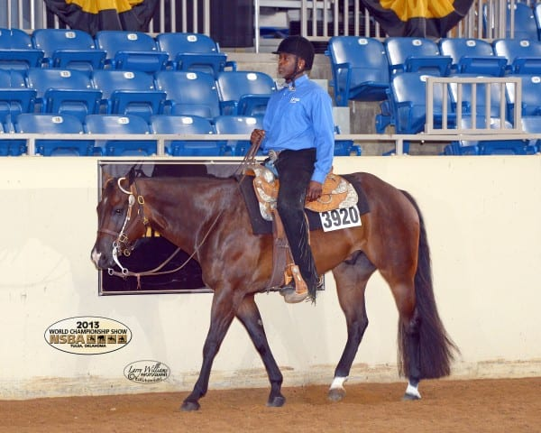 Doug Willard, NSBA Heroes on Horses